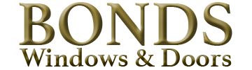Bonds Windows & Doors Logo