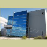 office and factory windows for glass facades