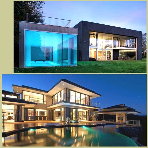 Aluminium and glass solutions for luxury homes bonds for Luxury home windows