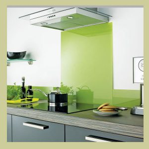 STunning bright splashbacks