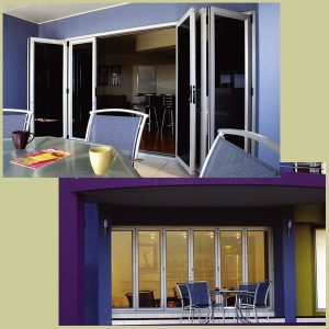 Bonds Folding doors