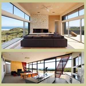 windows featuring the view in luxury homes