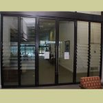 Bonds Windows - Louvres Commercial Applications