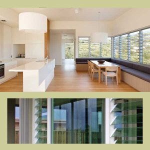 Bonds Windows - Louvres for home